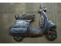 панно Nature Design Vespa Blu